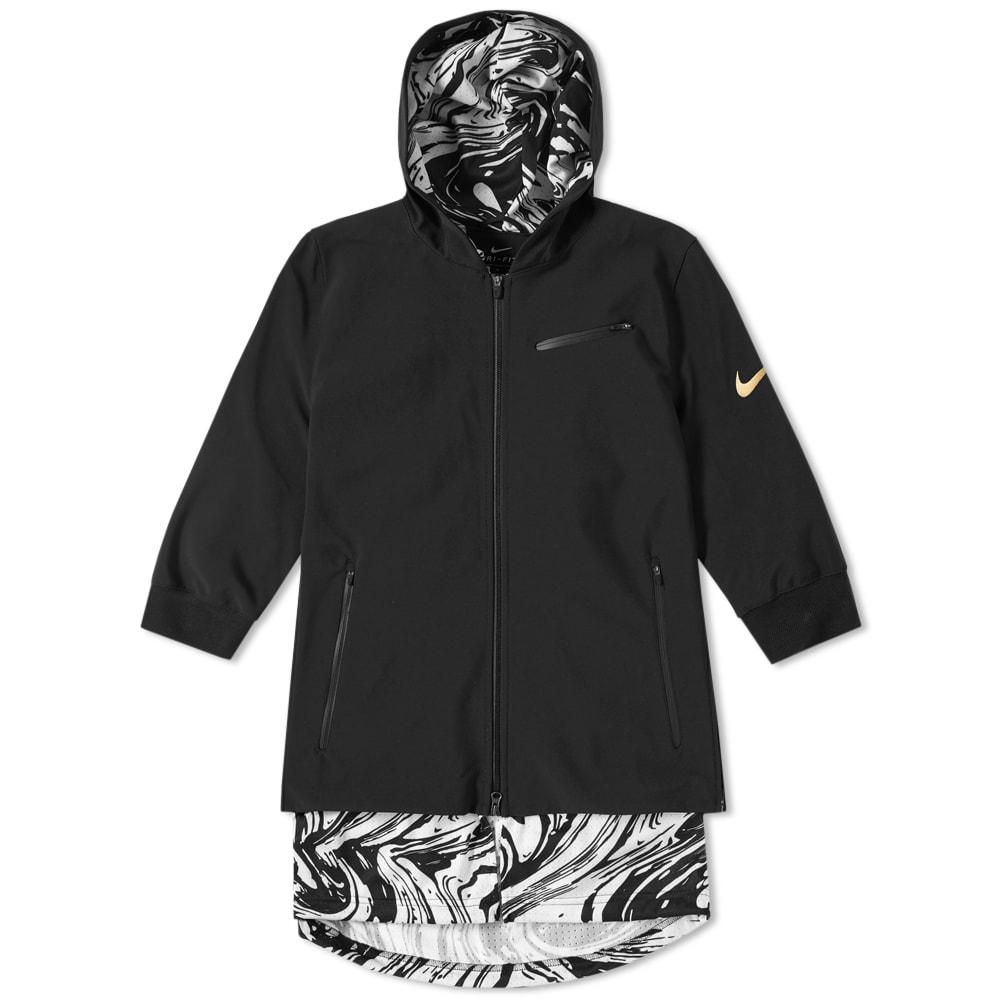 708c11f7 Nike Jordan BHM Dry Jacket Black & Gold | END.