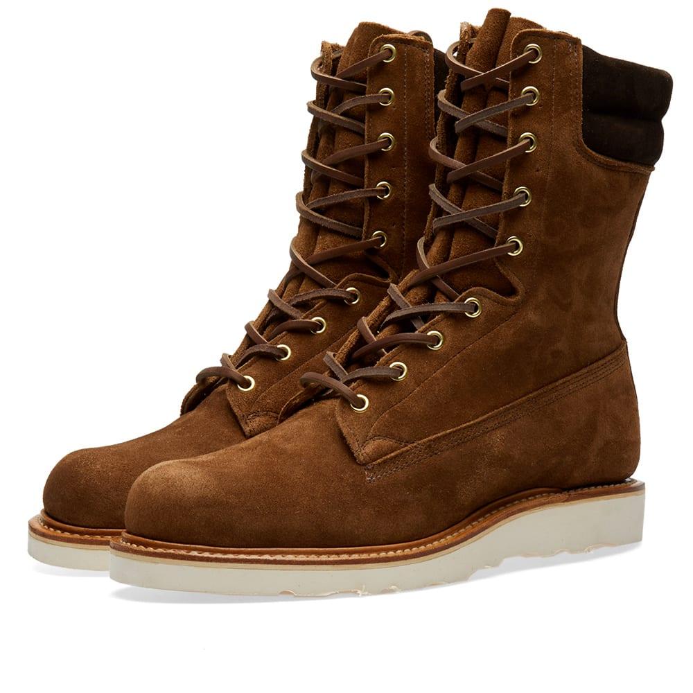 VIBERG Viberg Hunter Boot in Brown