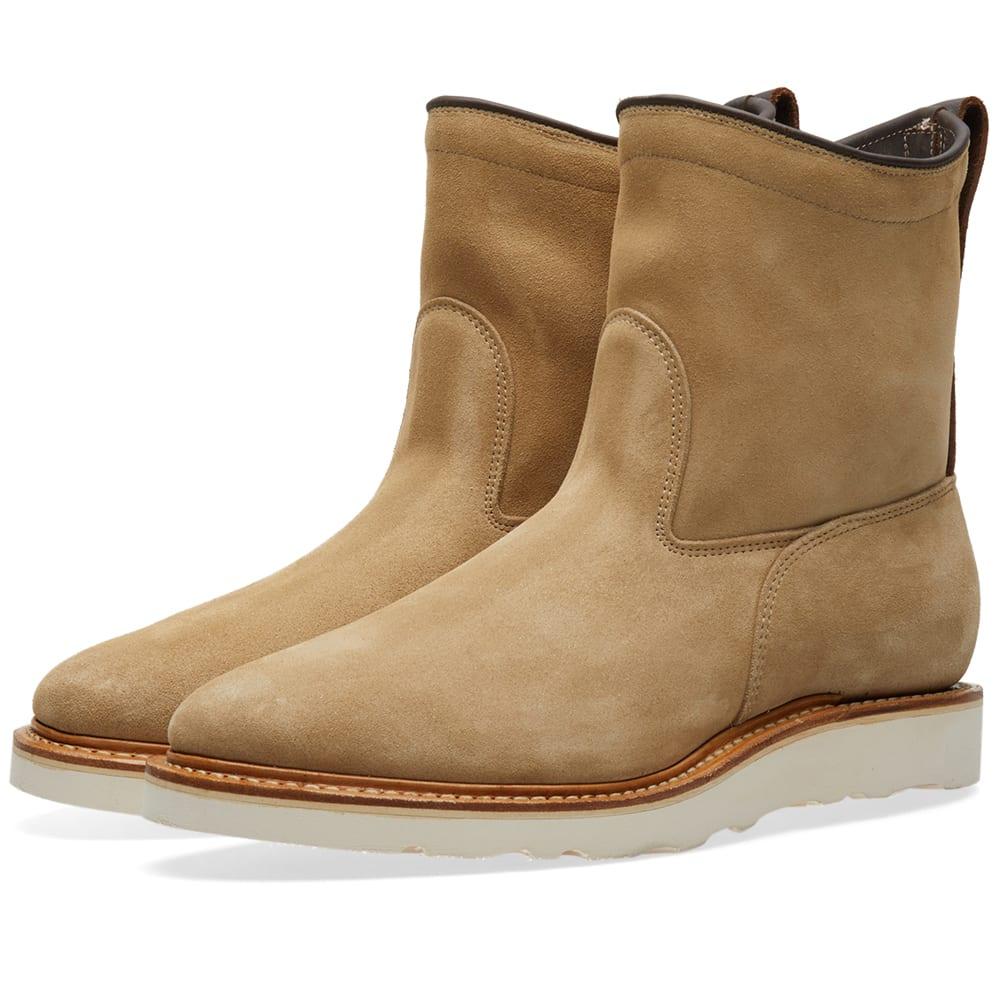 VIBERG Viberg Roper Boot in Brown