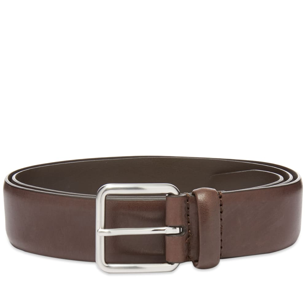 Anderson's Full Grain Leather Belt