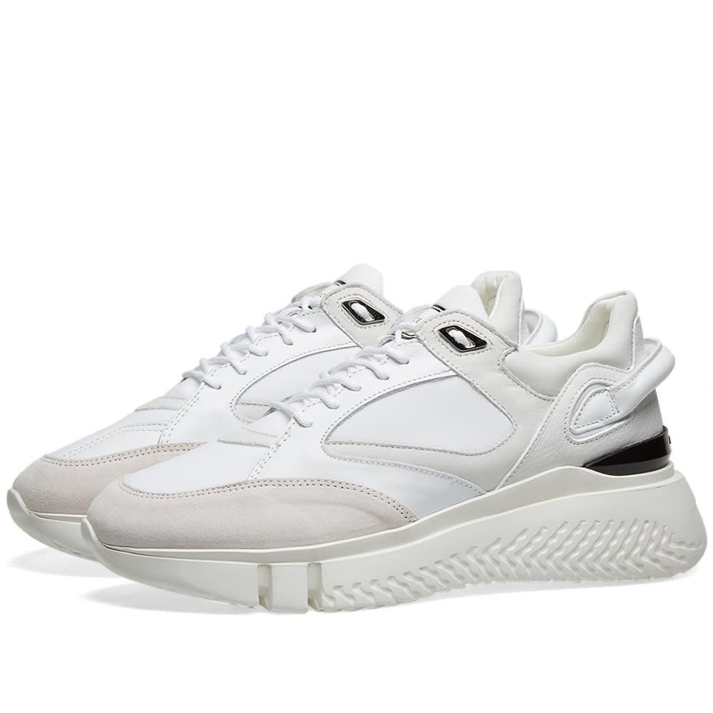 Buscemi Veloce Sneaker White   END.