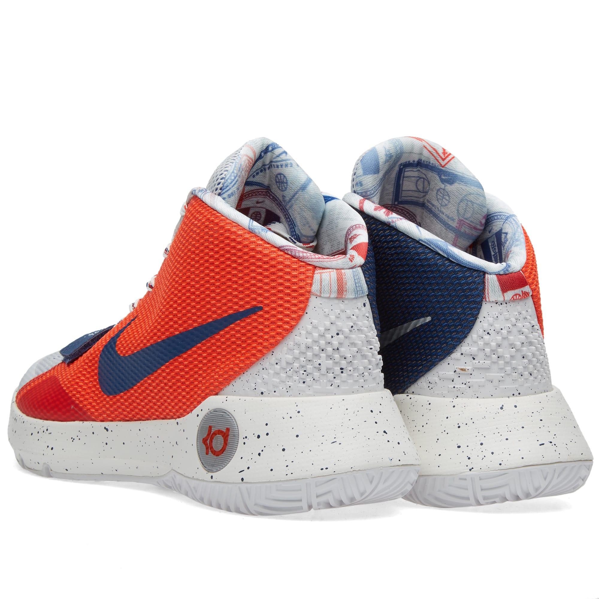 3a0edc6f6c Nike KD Trey 5 III LTD Multi & White | END.