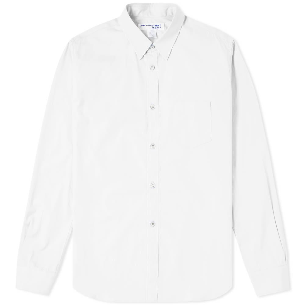 Garcons Volver Des Popelina Imprimir Garçons Boys En Comme Camisa Blanco xOTptF
