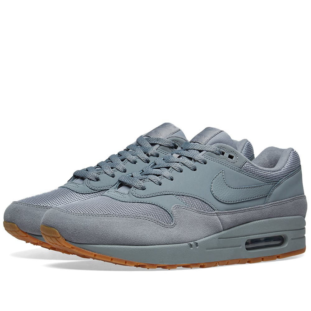 best loved d6ad1 98613 Nike Air Max 1 Grey, Gum   Brown   END.