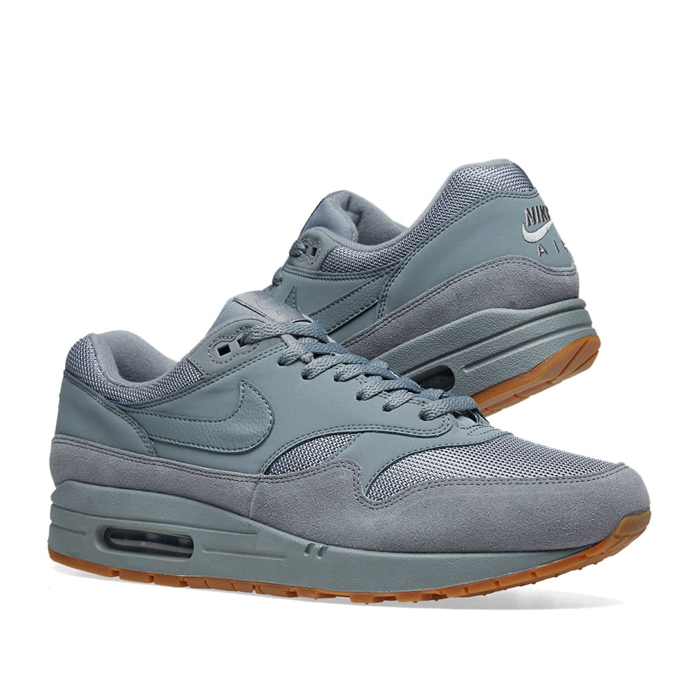 check out 603e2 34ce9 Nike Air Max 1. Grey, Gum   Brown