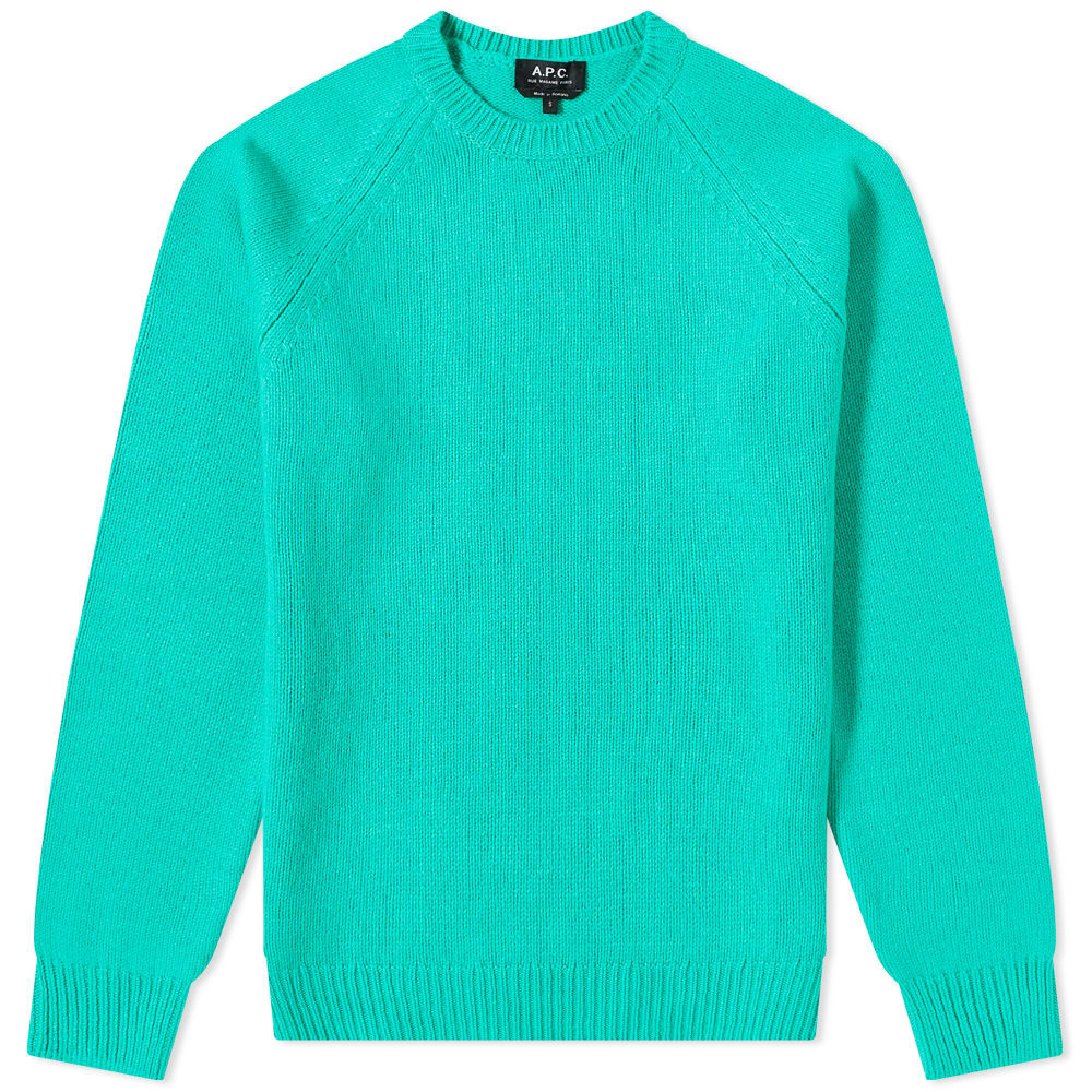 A.p.c. A.P.C. Pablo Lambswool Crew Knit