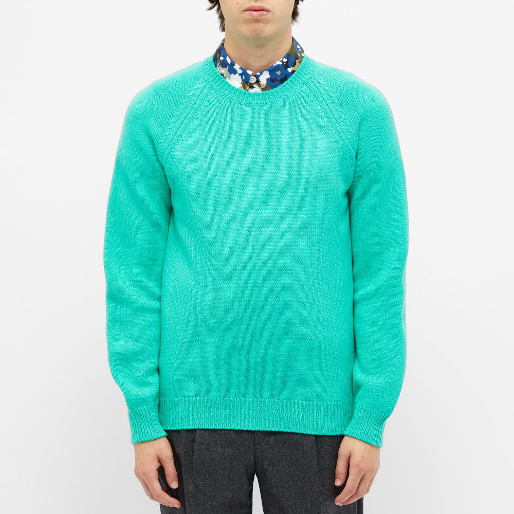 A.P.C. Knits A.P.C. Pablo Lambswool Crew Knit