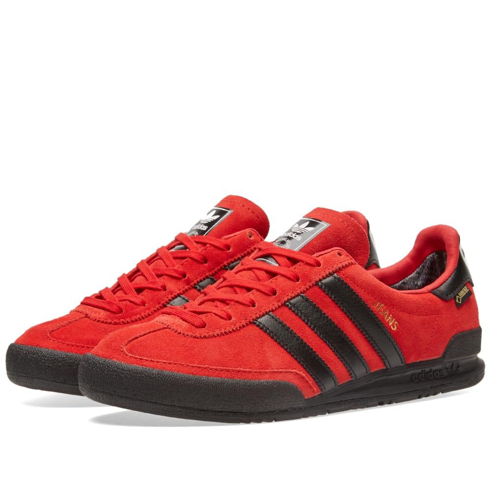 Adidas Jeans GTX Collegiate Red \u0026 Core