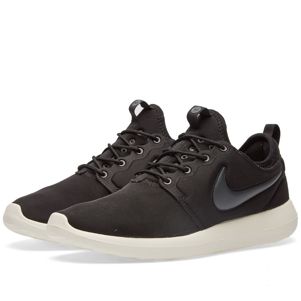 sale retailer 108e2 ba8a5 Nike Roshe Two Black, Anthracite   Sail   END.