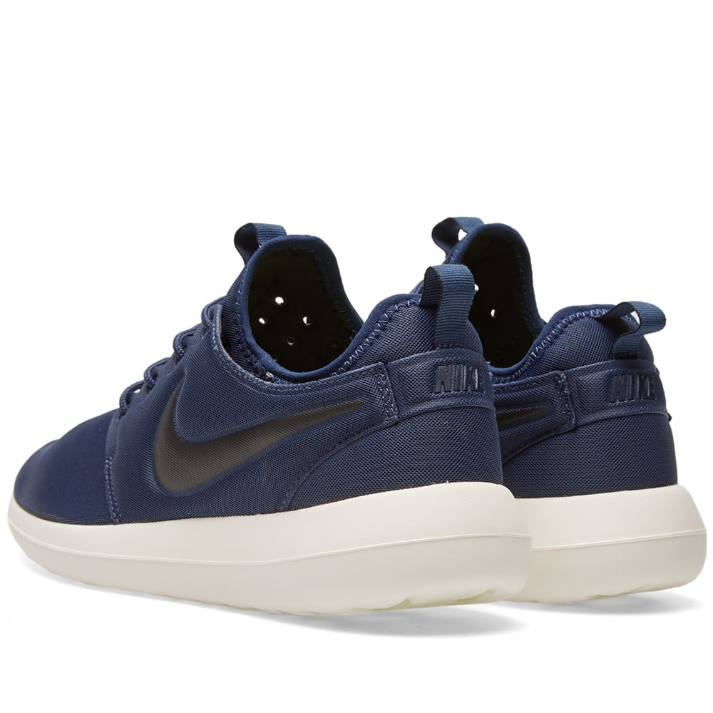 d43fdfd548f4b Nike Roshe Two Midnight Navy