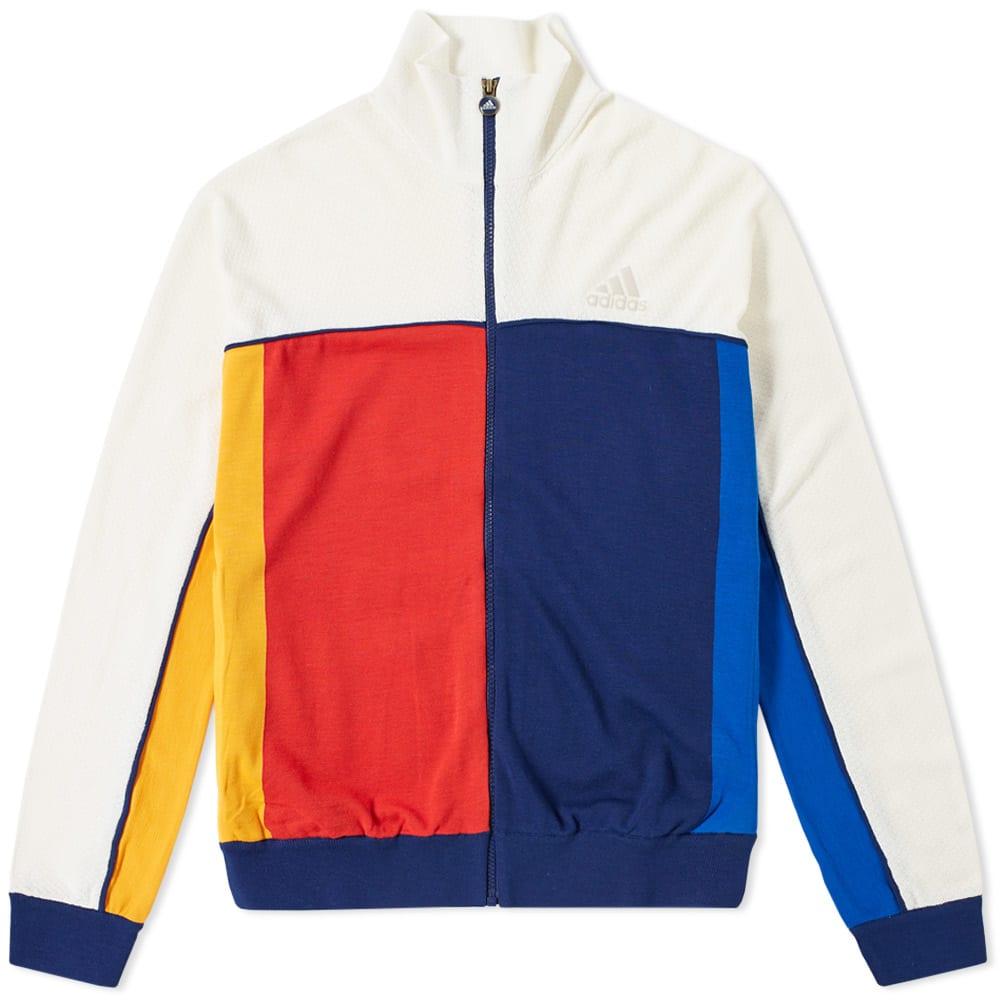 biggest discount sale arrives Adidas x Pharrell Williams US Open Jacket