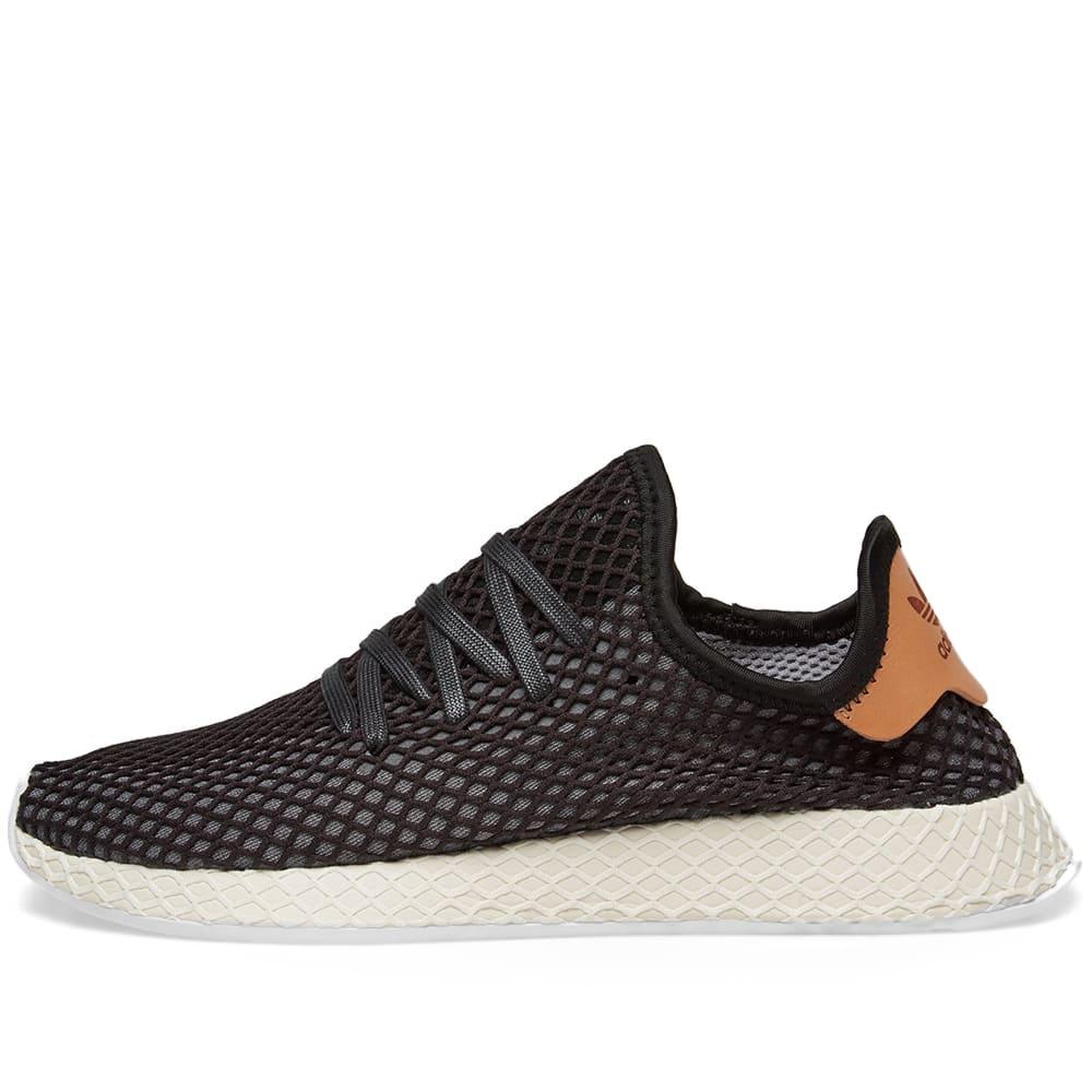 Adidas Deerupt Runner Black \u0026 Ash Pearl