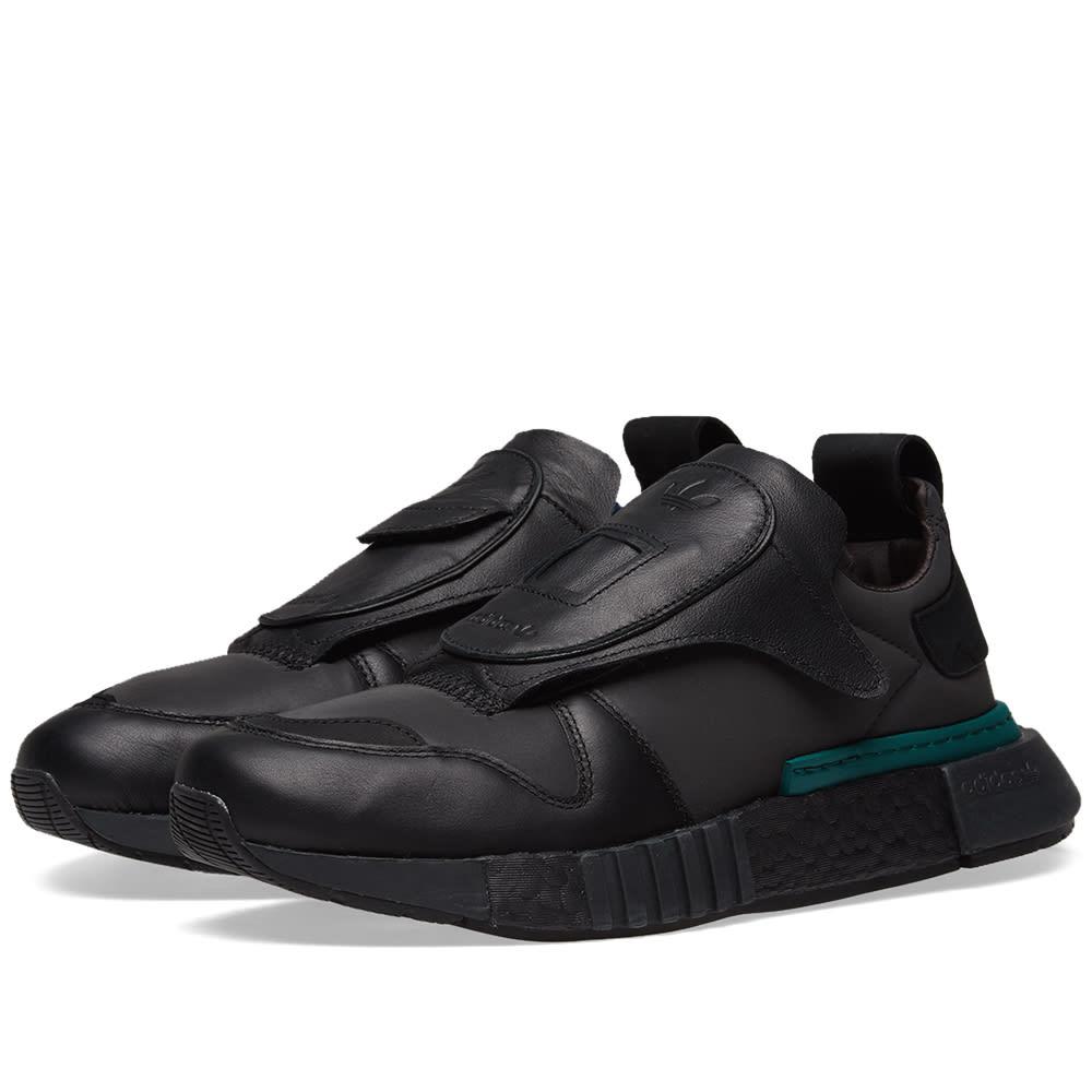 pedal O cualquiera donde quiera  Adidas Futurepacer Core Black, Carbon & White | END.