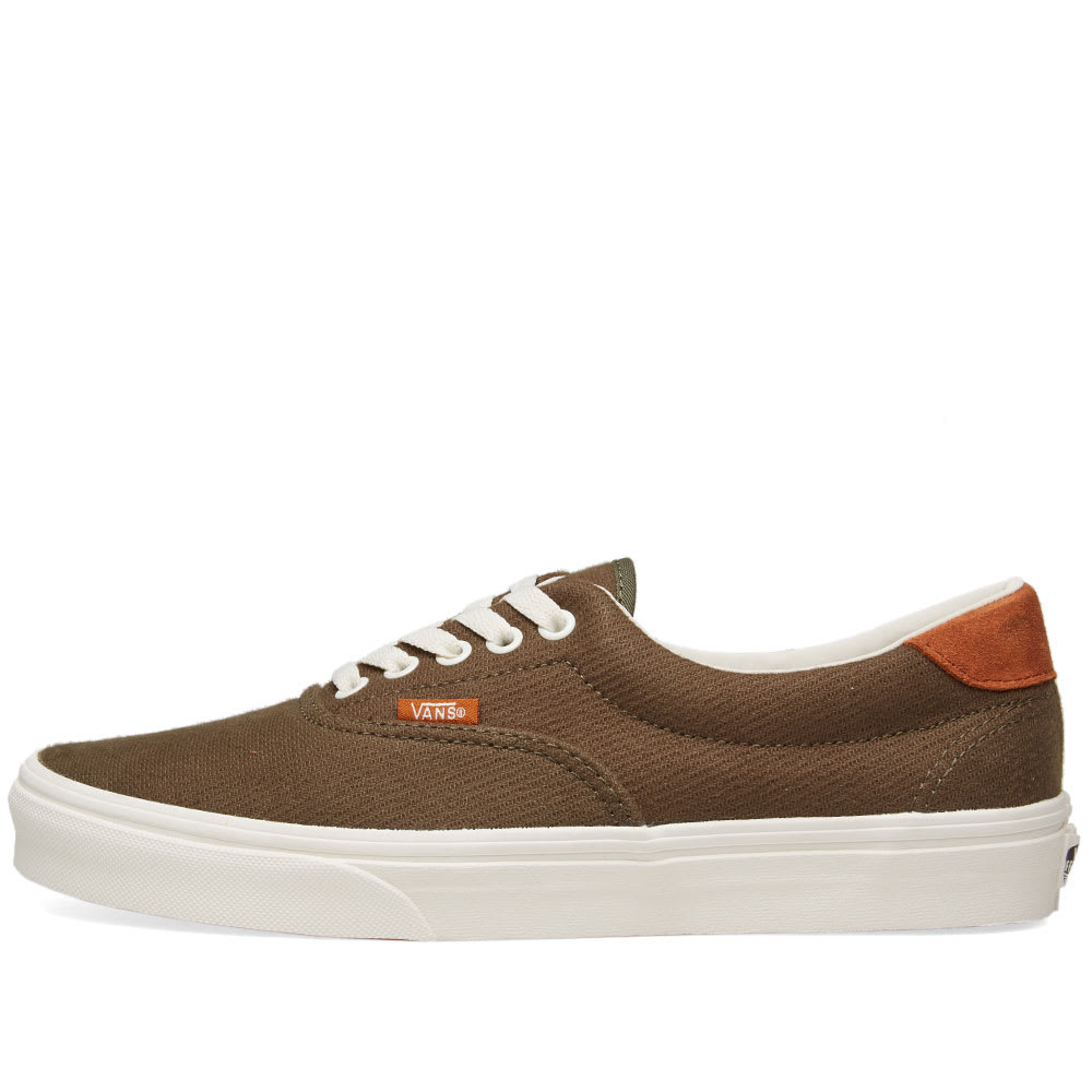 53569df020353a Vans Era 59 Flannel Dusty Olive