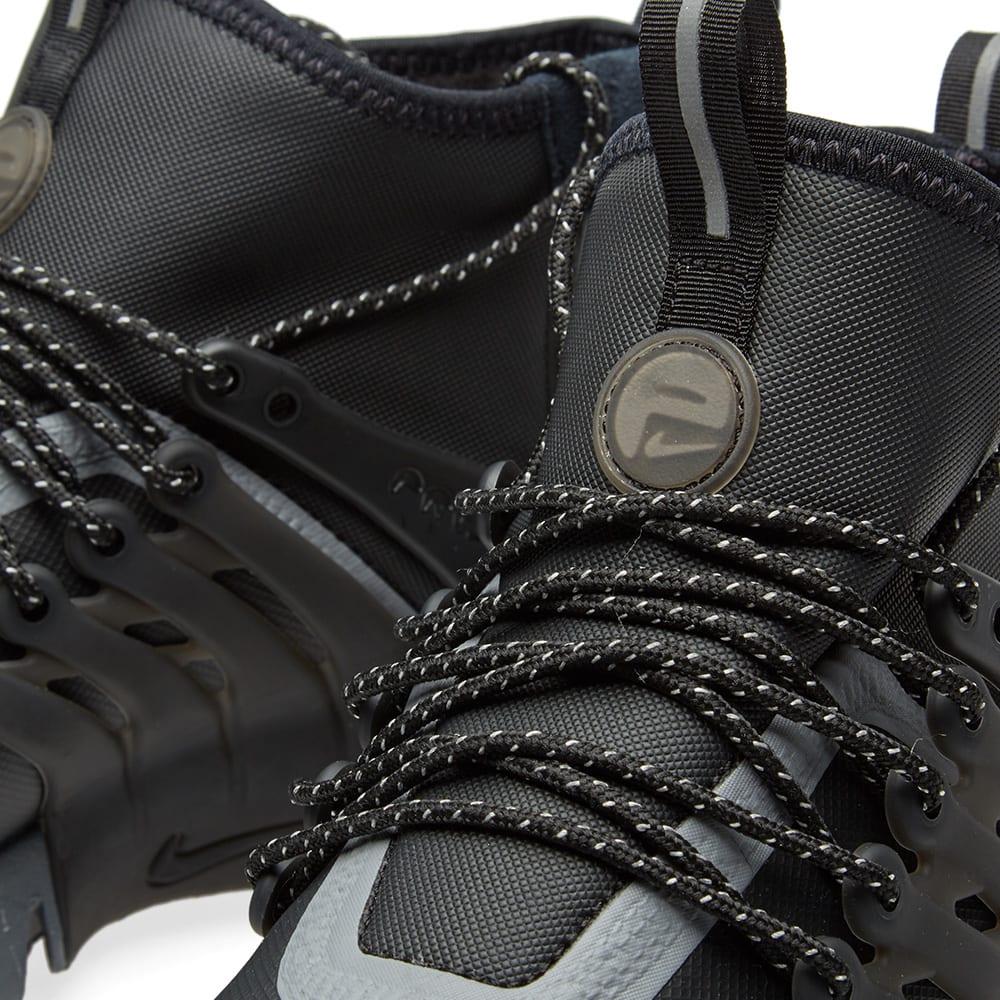 buy popular bd8af f53d2 Nike W Air Presto Mid Utility Black   Reflect Silver   END.