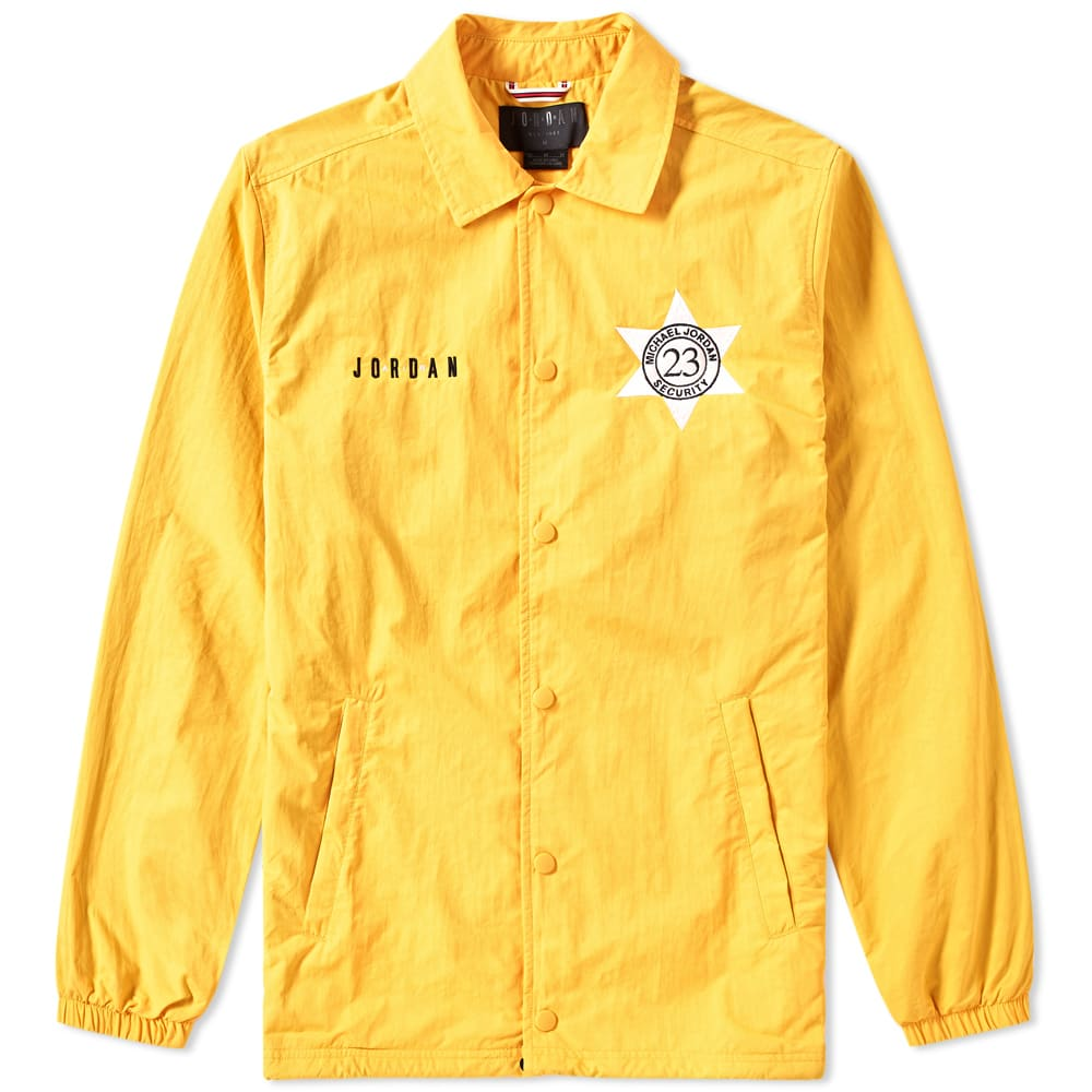 05d79f3acd3653 Nike Jordan Pinnacle Security Jacket Varsity Maize