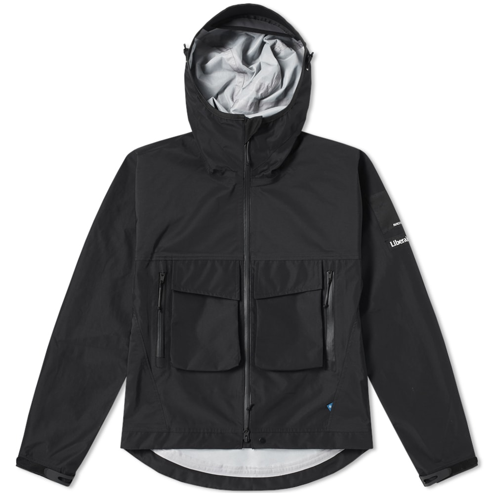 LIBERAIDERS 3 LAYER ALL WEATHER JACKET