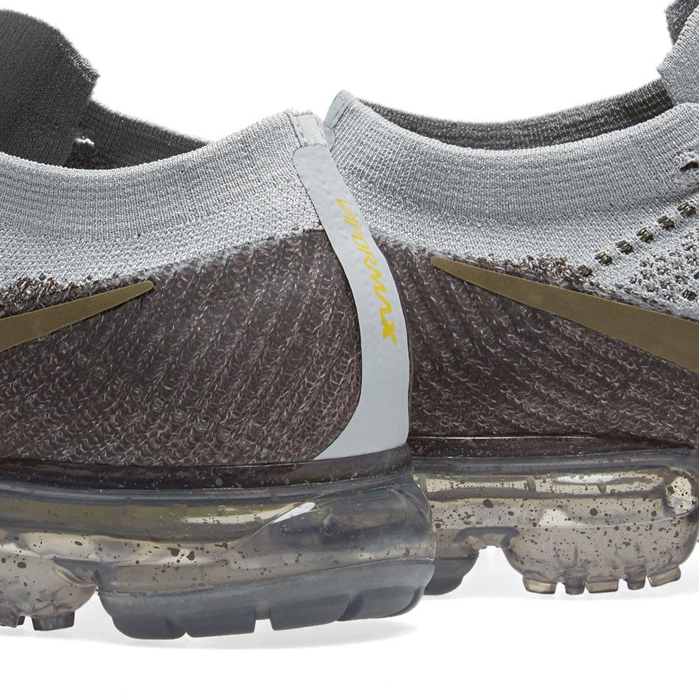 8ee394d25e2 NikeLab Air Vapormax Flyknit Midnight Fog   Medium Olive
