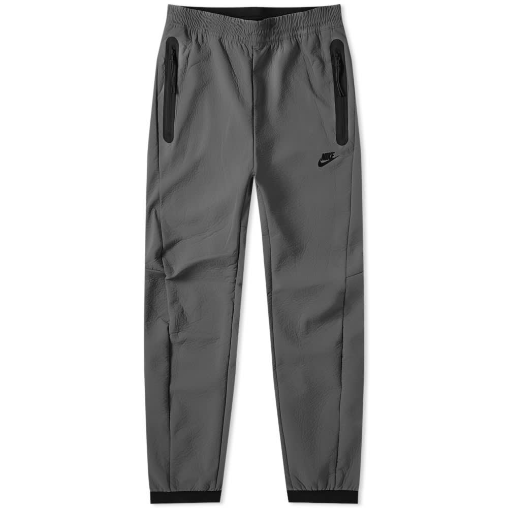 9275bf368cd111 Nike Tech Pack Woven Pant Anthracite   Black