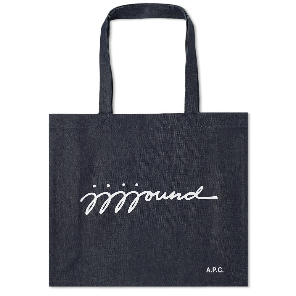 A.p.c. Totes A.P.C. X JJJJOUND SHOPPER TOTE