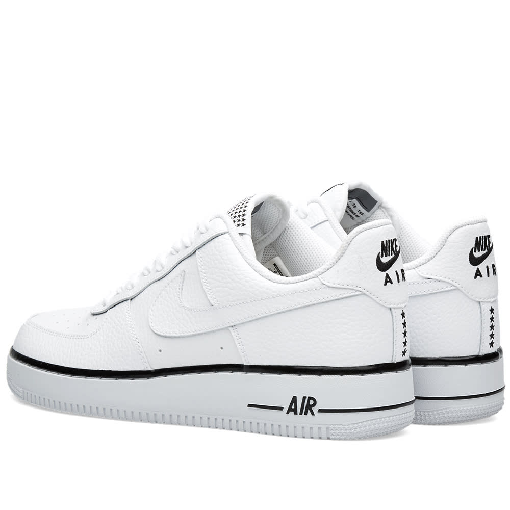 Nike Air Force 1 Black Line nel 2019 | Out | Nike air force