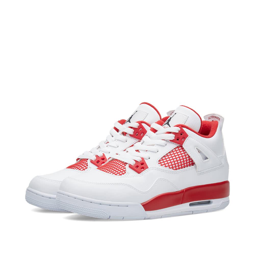 low priced dcfa8 dcbbf Nike Air Jordan IV Retro BG 'Alternate 89'