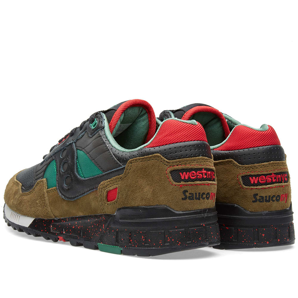 lower price with d6124 6be5b Saucony x West NYC Shadow 5000 'Cabin Fever'