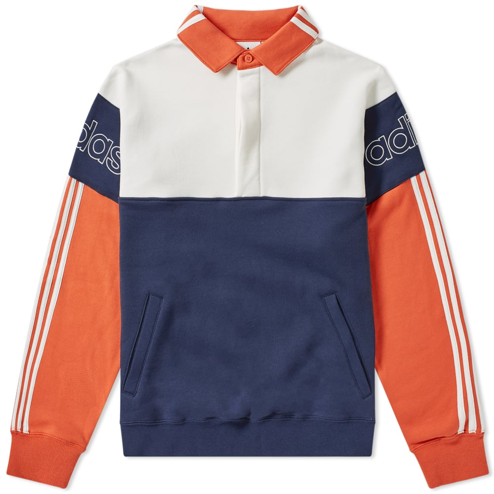 reputable site 1a453 6dc29 Adidas Rugby Sweat