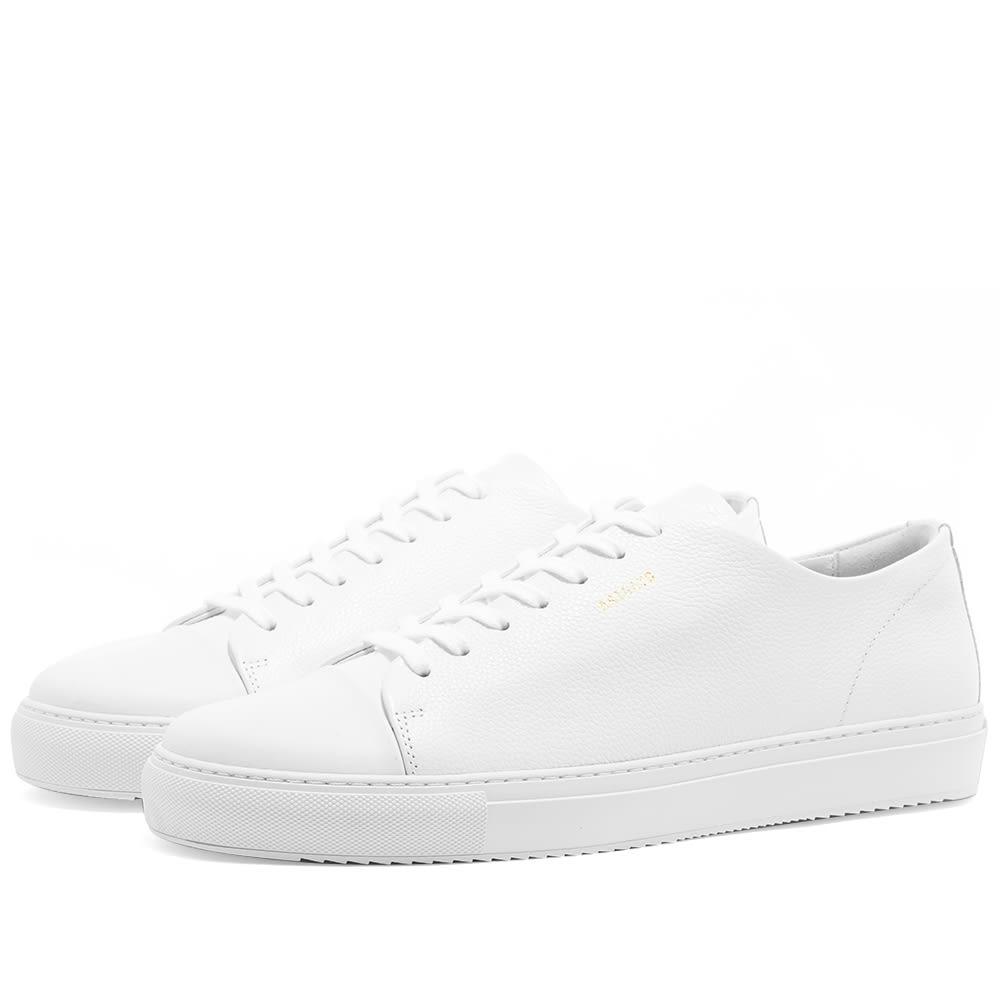 Axel Arigato Toe Cap Sneaker White