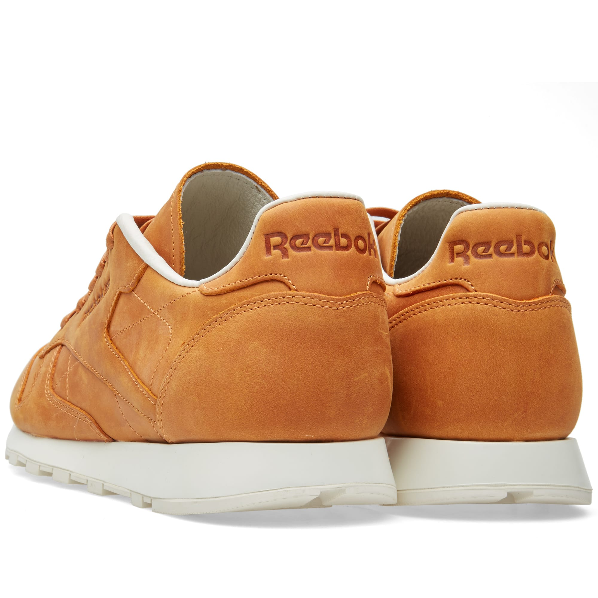 ed77ab046a0a8 Reebok Classic Leather Lux PW Rust