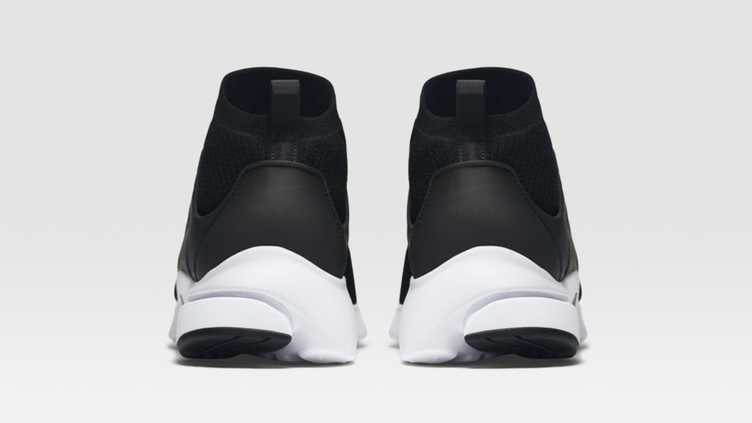 pretty nice 7432d 2f0b2 Nike Air Presto Ultra Flyknit. Black, White   Electric Green