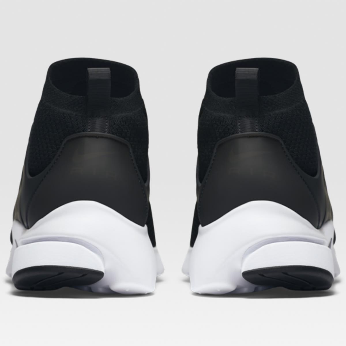 separation shoes 2147f 69bfa Nike Air Presto Ultra Flyknit Black, White   Electric Green   END.