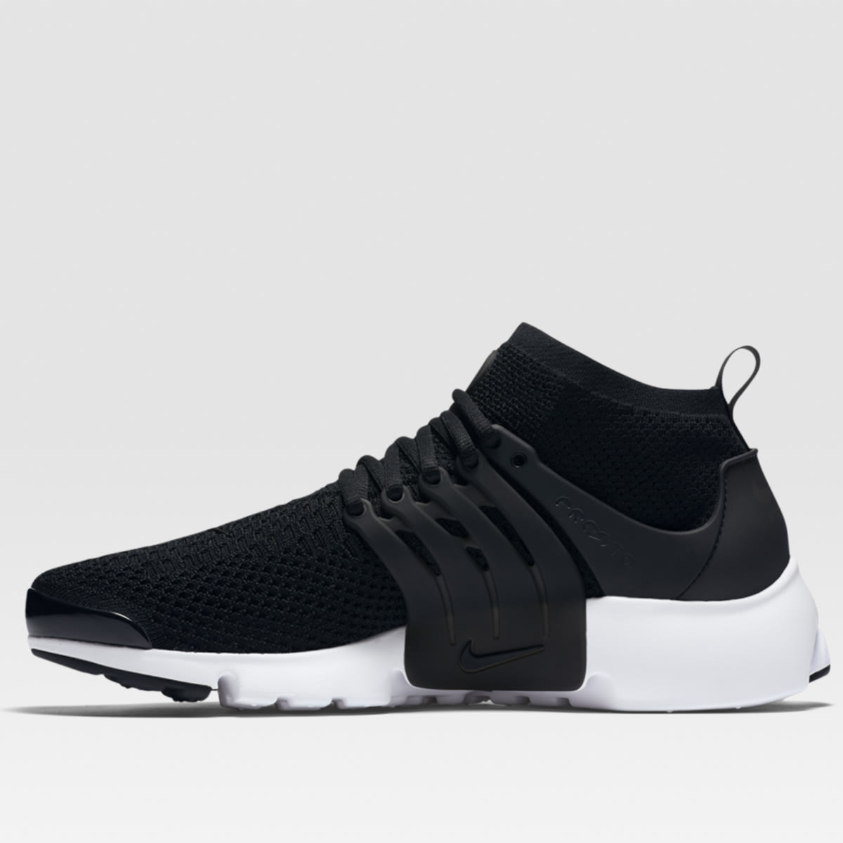 10d84ff2a077 Nike Air Presto Ultra Flyknit Black