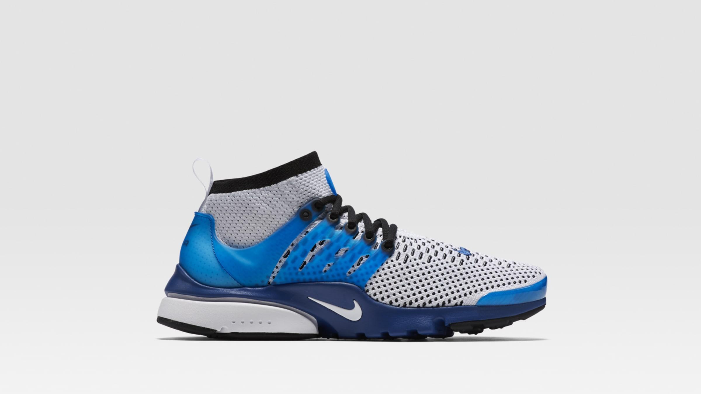 sports shoes bb852 cd658 Nike Air Presto Ultra Flyknit Atlantic Blue, White   Black   END.