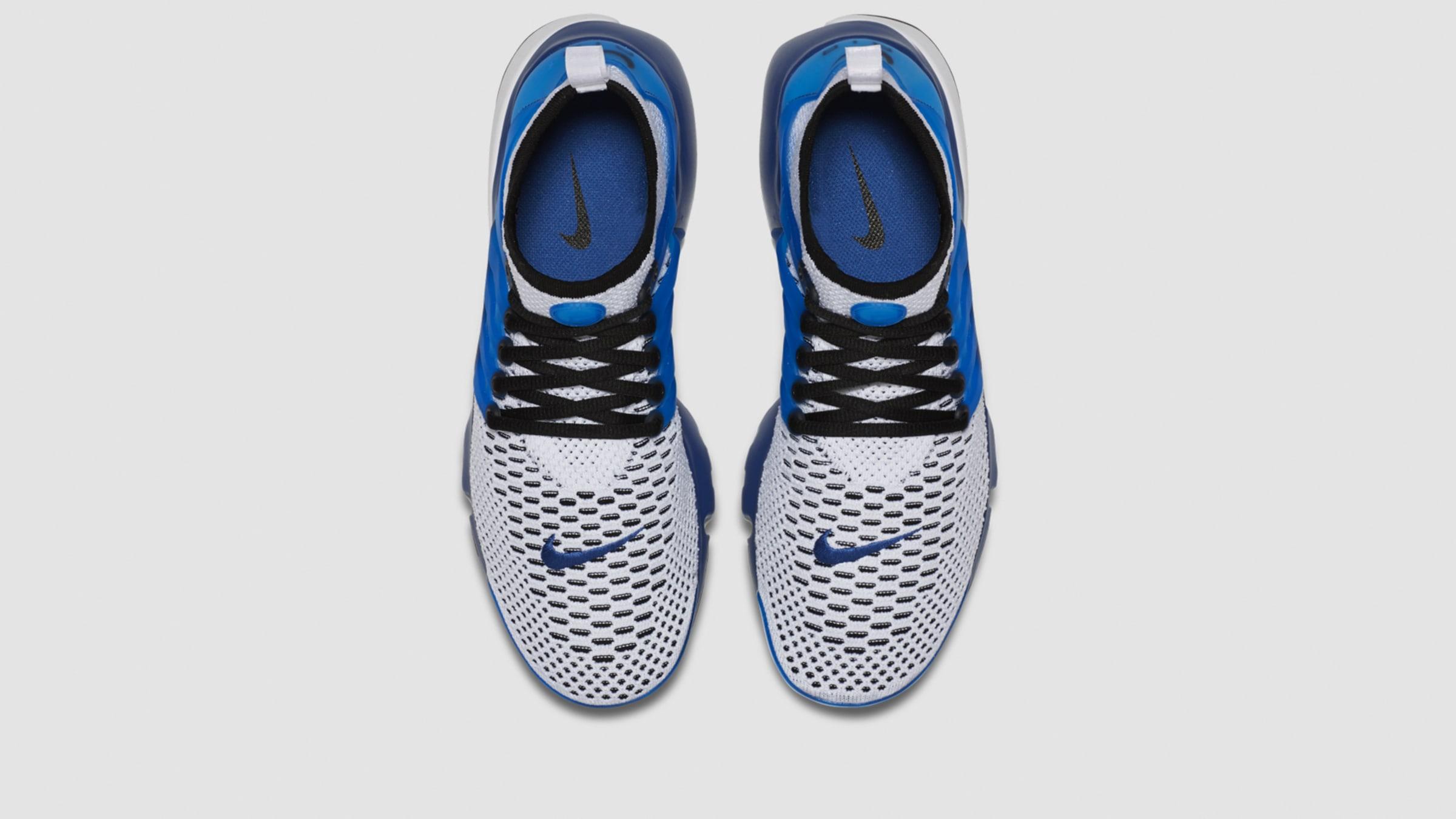 sports shoes f4ac5 85df6 Nike Air Presto Ultra Flyknit Atlantic Blue, White   Black   END.
