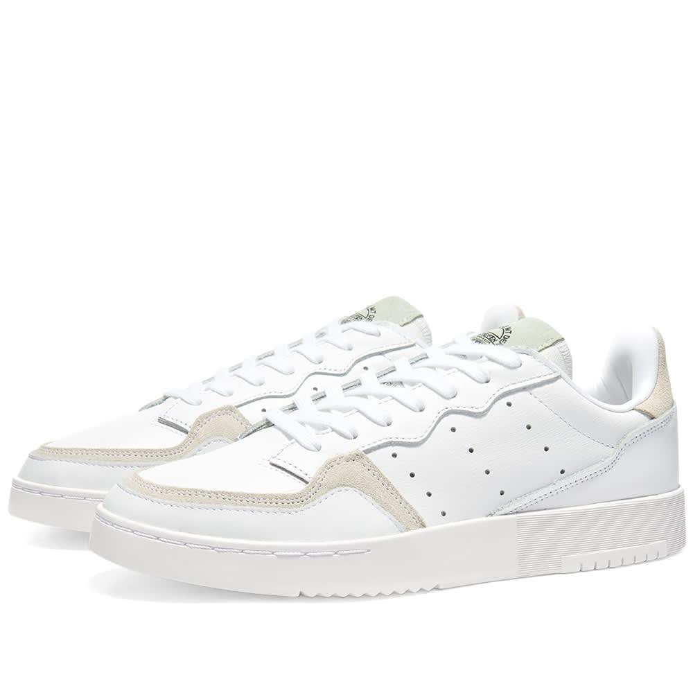 Incorporar Palpitar ir al trabajo  Adidas Womens Adidas Supercourt W In White   ModeSens