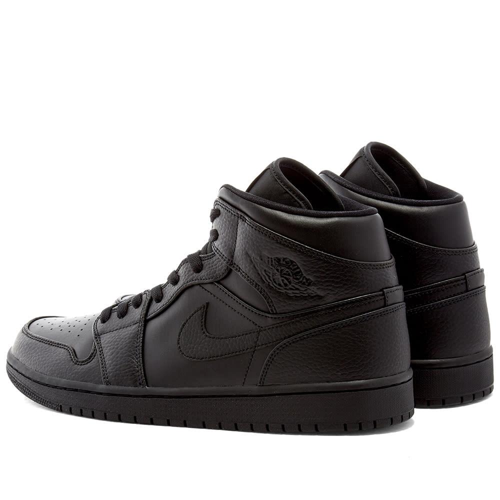 all black aj1