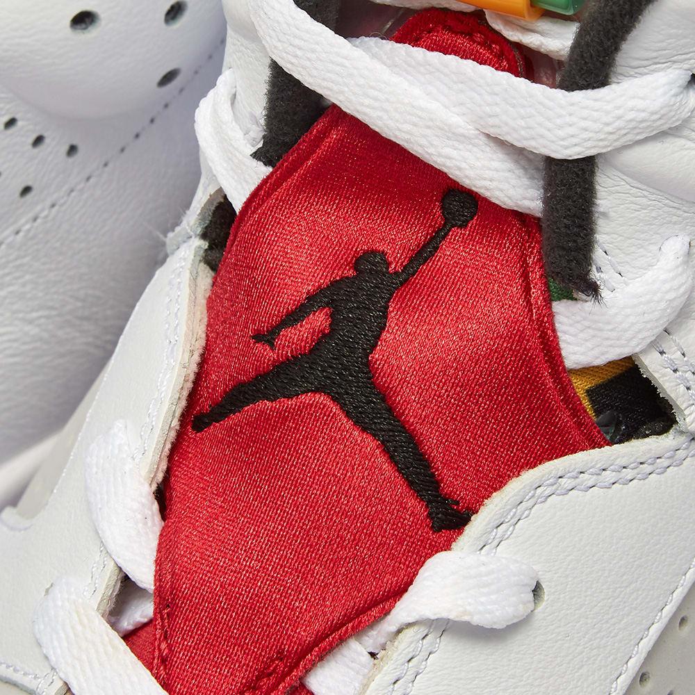 NIKE Leathers Air Jordan 6 Retro