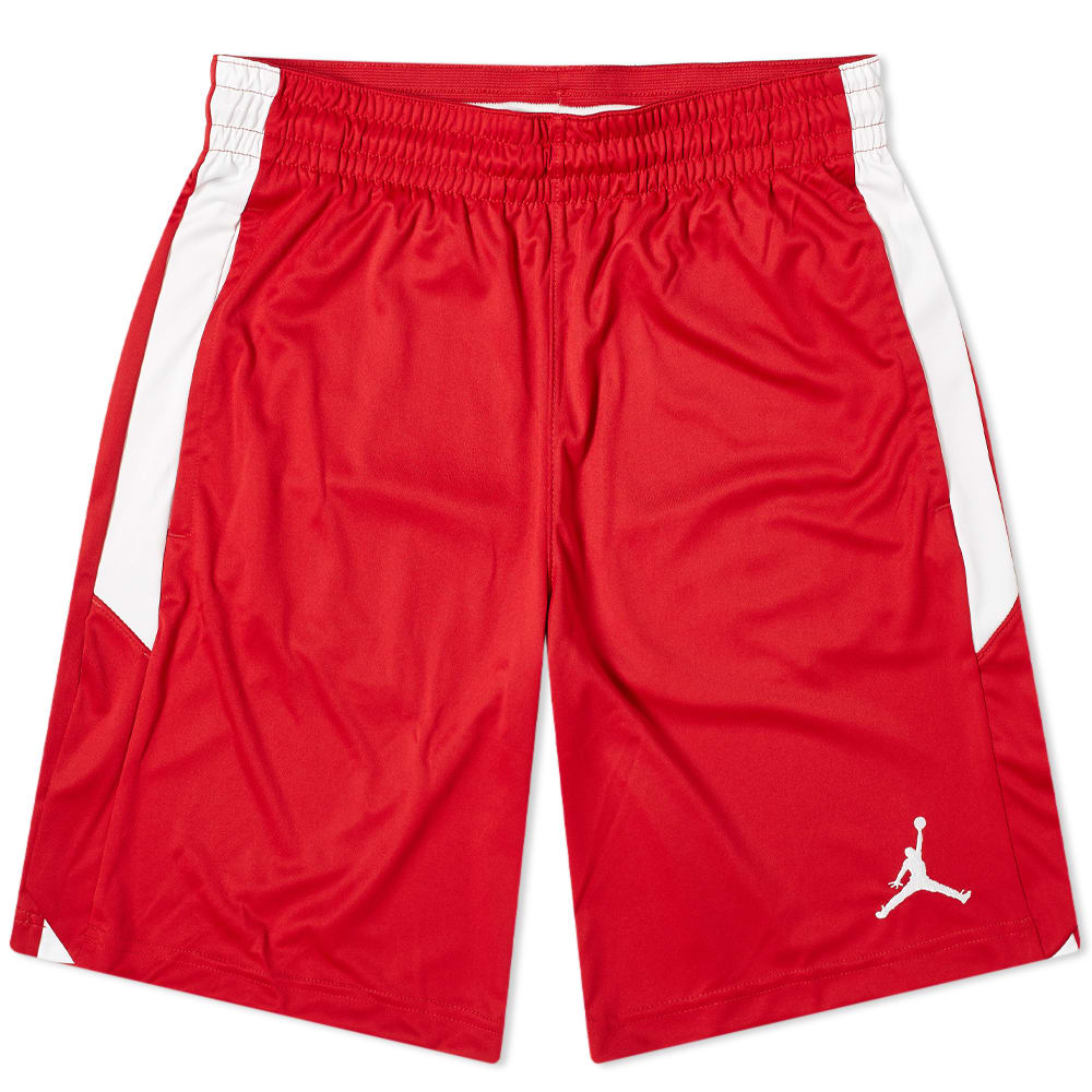 Air Jordan Basketball Short Gym Red
