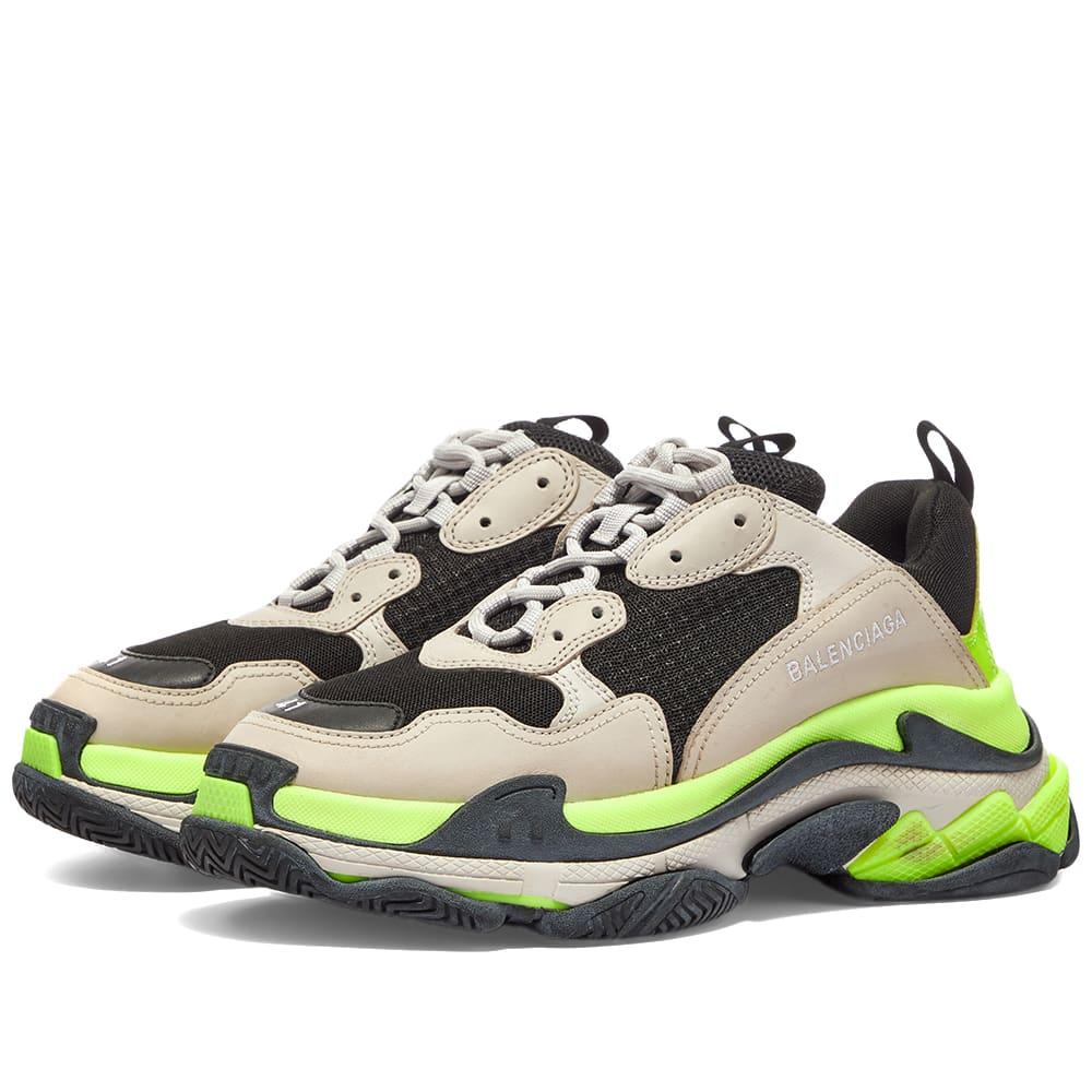 Balenciaga Triple S Sneaker Grey