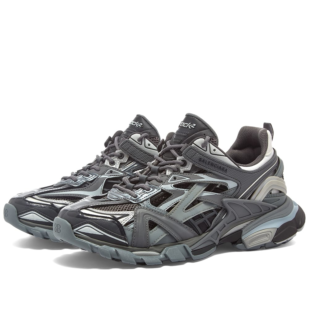 Balenciaga Track 2 Sneaker Grey \u0026 Black