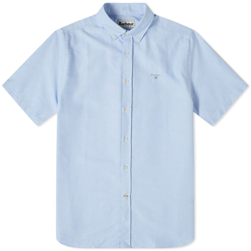 Barbour Barbour Short Sleeve Oxford Shirt