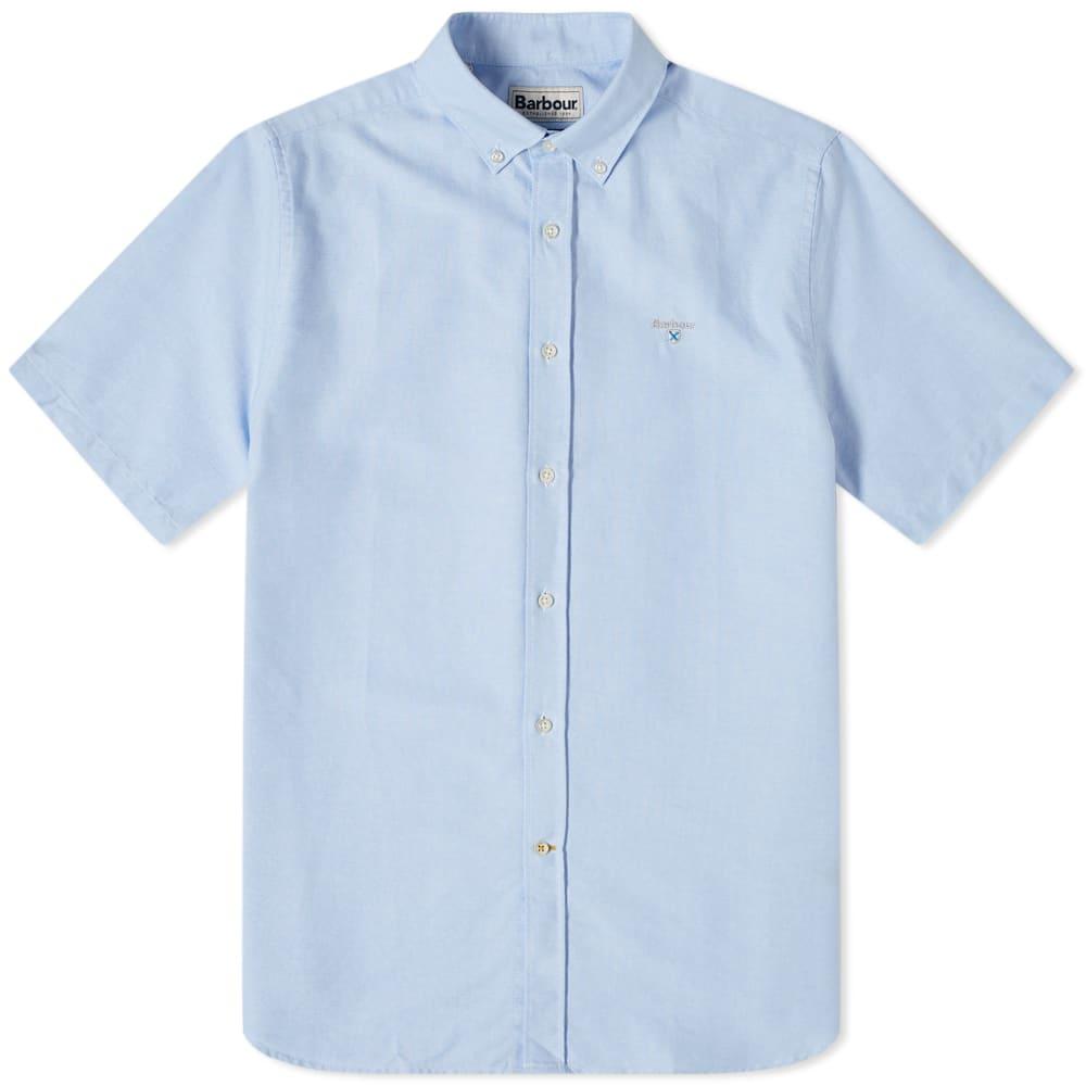 Barbour Barbour Short Sleeve Oxford Shirt
