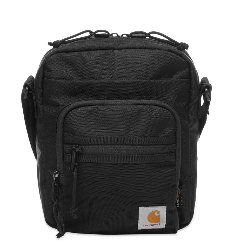 Carhartt Wip Delta Strap Bag Black End