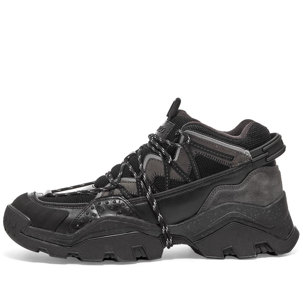 Kenzo Inka Low Top Sneaker Black   END.