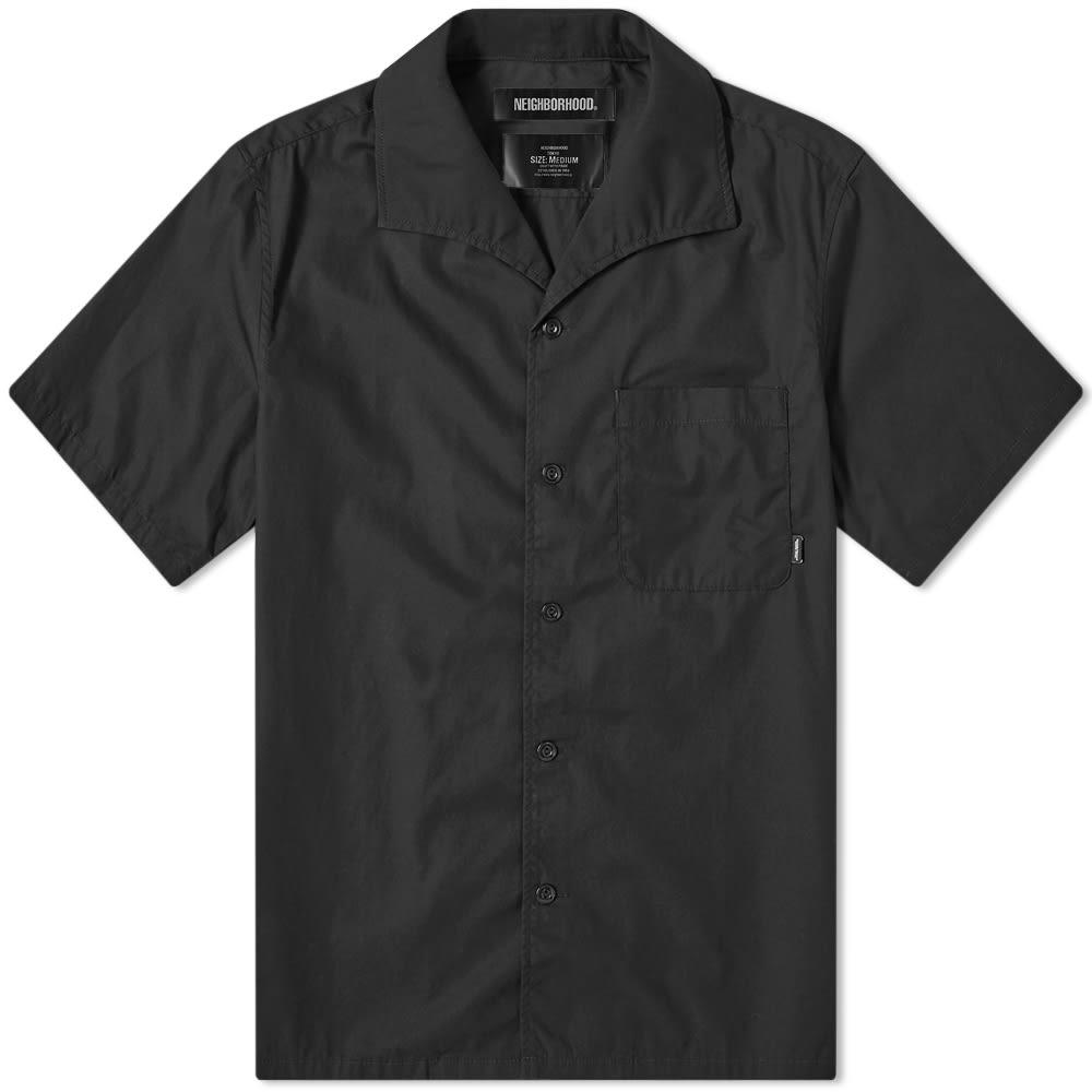 Neighborhood Neighborhood Short Sleeve Stroke Shirt