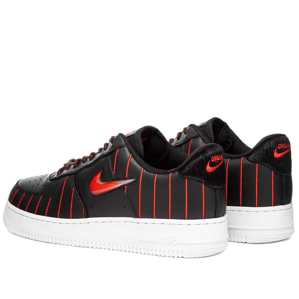 Nike Air Force 1 Jewel W Black