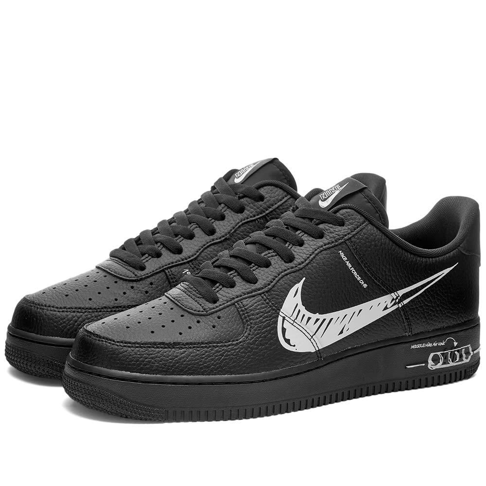 Nike Air Force 1 LV8 Utility Black