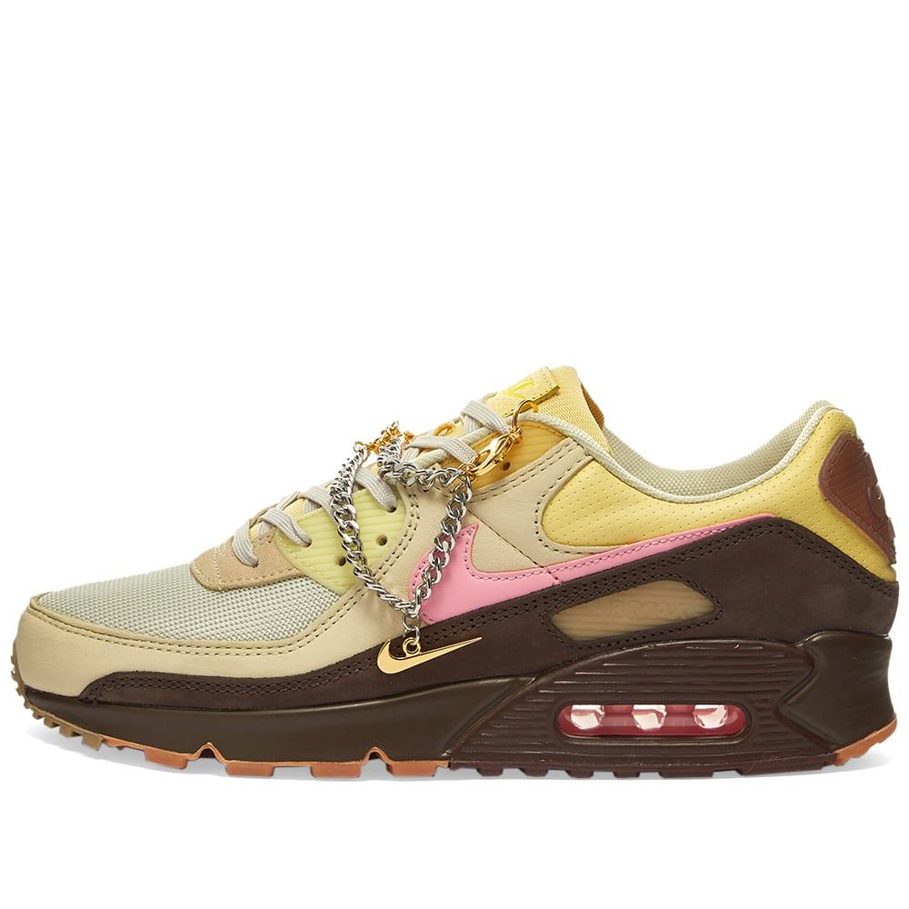 Nike Air Max 90 W Velvet Brown \u0026 Pink