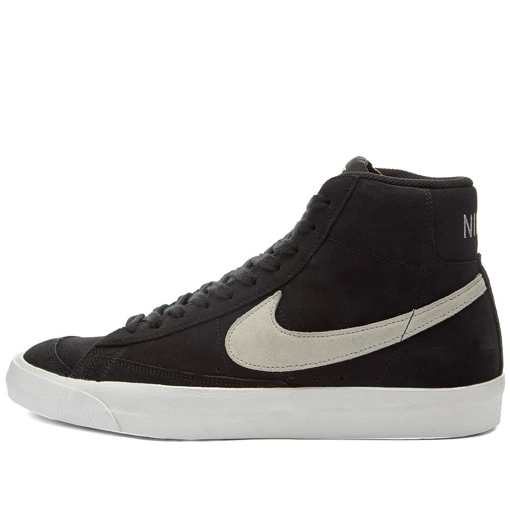 Nike Blazer Mid 77 Suede Black \u0026 Photon